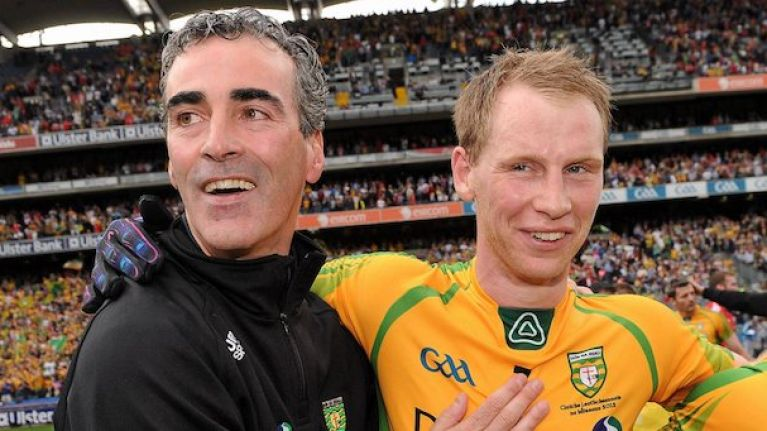 Anthony Thompson returns to Donegal fold