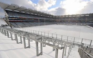 All weekend's hurling and football league games called off