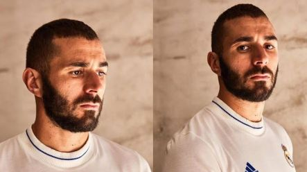 the best attitude c1d2f bb038 Real Madrid's new retro jersey is a thing of beauty, but it ...