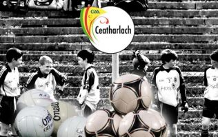 What underage soccer coach told GAA players in Carlow is not acceptable