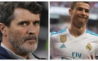 Imagine Roy Keane wearing Cristiano Ronaldo's latest flashy pair of boots