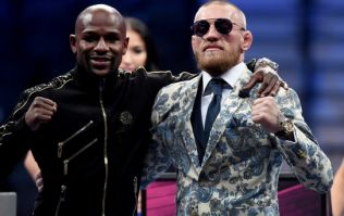 Don't be fooled by that fake Conor McGregor v Floyd Mayweather II poster doing the rounds