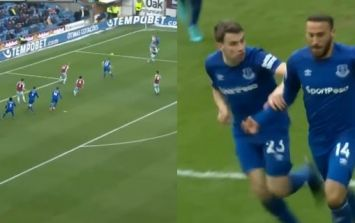 It's an absolute joy to see Seamus Coleman bag another Premier League assist