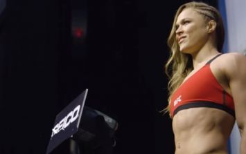 Ronda Rousey finally confirms what everyone already knew about her UFC career