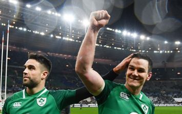 Sexton, Murray, O'Mahony and Best have the chance to become icons at Twickenham