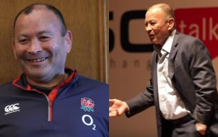 Footage of Eddie Jones talking about 'the scummy Irish' emerges