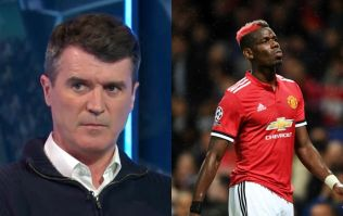 "Roy Keane says Paul Pogba was like a ""schoolboy"" against Sevilla"
