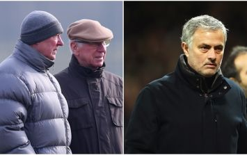 The reaction of Ferguson and Charlton when Mourinho was appointed Man United manager is telling