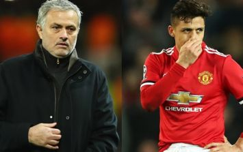 What Jose Mourinho told Manchester United players in the dressing room after Champions League exit