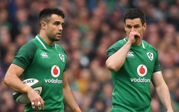 'He is the key to Ireland winning the Grand Slam. He's been the man of the tournament'
