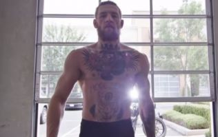Conor McGregor returned to hard sparring specifically to fight Frankie Edgar