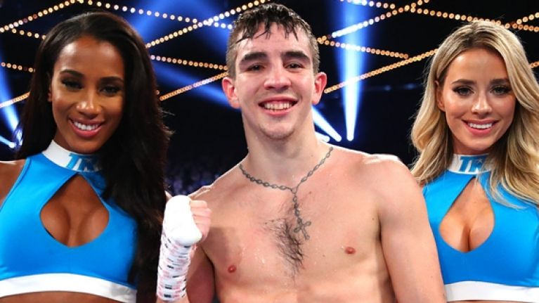 A bouncer actually tried to refuse Michael Conlan entry into his own afterparty