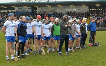 Waterford hurling supporters unhappy with venue for Munster Championship clash