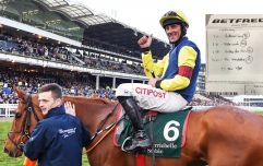 Punter thanks Davy Russell after loyalty helps land €30,000 accumulator