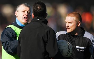"""""""It can be headwrecking""""- Kevin McStay on the majority of GAA referees"""