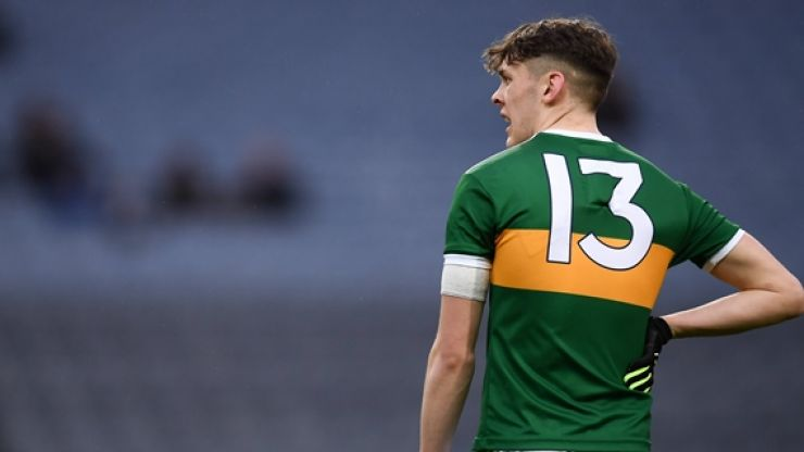 Kerry go all guns blazing with team to play Kildare
