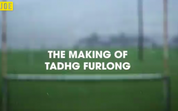 The Making of Tadhg Furlong