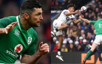 England fans rage at Rob Kearney decision in build-up to first Ireland try