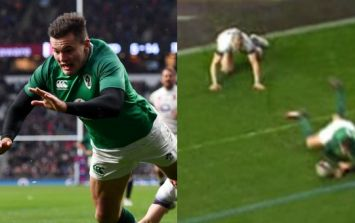 England decision to re-paint pitch markings helped Ireland win the Grand Slam