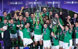 Ireland announce details of Grand Slam homecoming on Sunday