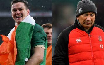 Twitter tears into Eddie Jones after Ireland's Grand Slam-clinching Twickenham triumph