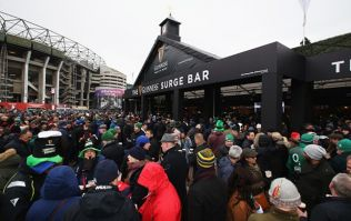 The day the Irish fans came to London Road and took Twickenham by storm