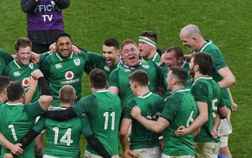 Three moments in first four minutes proved Ireland were always going to beat England