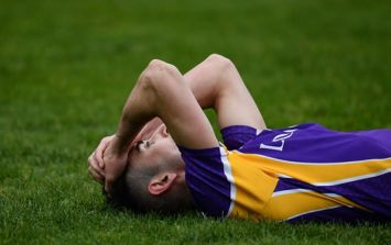 GAA players all over in limbo on Paddy's weekend and it's just not right