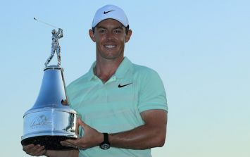 Five birdies in last six holes as Rory McIlroy wins first tournament since 2016