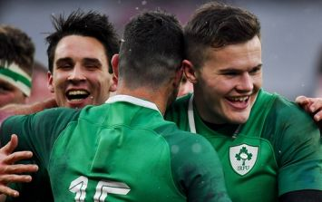 'No matter what you try to do as a coach, you can't create courage' - Joe Schmidt