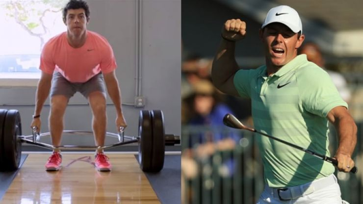 Rory McIlroy wonderfully shuts down hackneyed gym criticism
