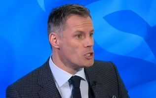 Sky reportedly 'addressing' Jamie Carragher's spitting incident