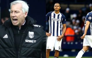 Alan Pardew launches extraordinary attack on his own players as West Brom manager faces sack
