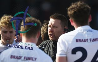 Relegation beckons and Kildare don't deserve anything else