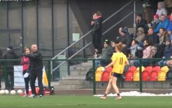 DCU's Tipperary star gets sin-binned, comes back onto pitch and sets up penalty within seconds