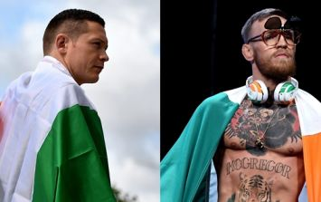 It's really bizarre seeing Joseph Duffy talk about Conor McGregor like this