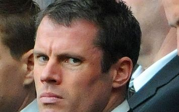 Jamie Carragher's actions were revolting, but television needs him now more than ever