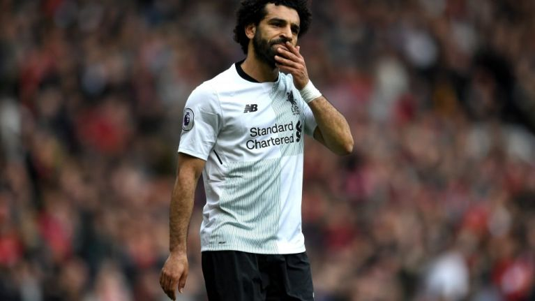 Liverpool forward Mohamed Salah told to shave his 'terrorist beard'
