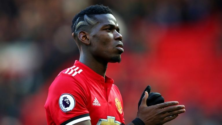 Paul Pogba to return for Manchester United's Champions League game against Sevilla