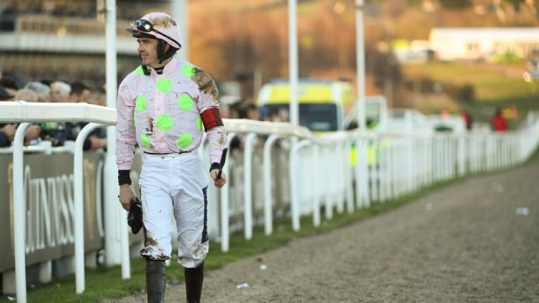 Ruby Walsh suspended for two days for excessive use of whip