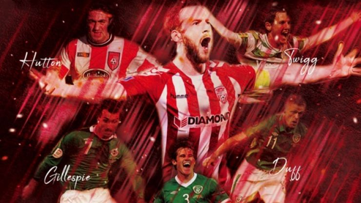 Ireland legends Damien Duff and Kevin Kilbane lead line-up for Ryan McBride Foundation's 'Master Sixes' event
