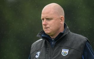 Waterford manager angry at the GAA for cancellation of league game