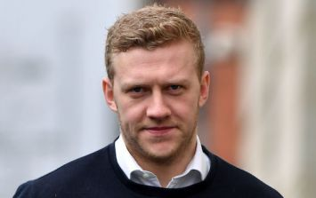 """""""I'm sorry for the hurt that was caused to the complainant"""" - Stuart Olding"""