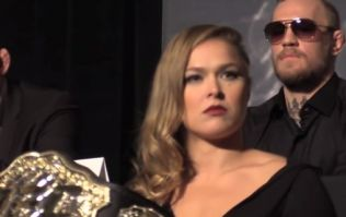Conor McGregor's message to Ronda Rousey hit its mark