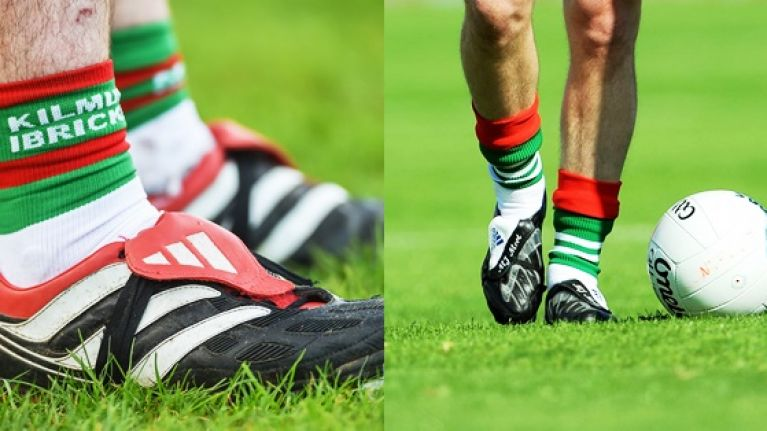What exactly does your GAA sock choice say about you?