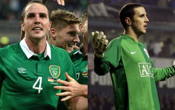 Embarrassing Figo, sinking Liverpool and thwarting Robbie Keane: John O'Shea's greatest moments