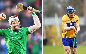 Podge Collins and Cian Lynch pull off piece of skill every hurler does just messing around