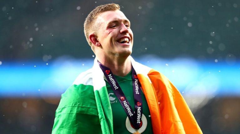 Dan Leavy gets just reward after strange Six Nations snub
