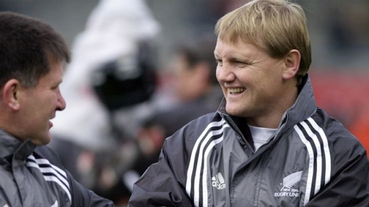 Former coach shares great story about Joe Schmidt hitting the gym like a demon