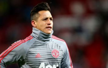 "Manchester United are reportedly concerned about ""sullen"" Alexis Sanchez"